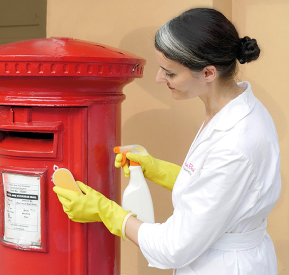 ©, Elke Reinhuber, The Urban Beautician: Mail Polish